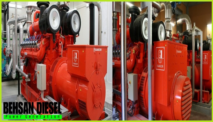 ژنراتور گازسوز گسکور – ژنراتور گازی گسکور – ژنراتور گازسوز GUASCOR بهسان دیزل